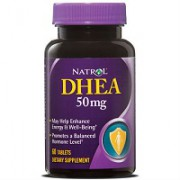DHEA 50 mg Natrol 60 tabletten